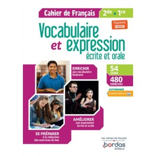 VOCABULAIRE ET EXPRESSION...