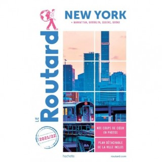 GUIDE DU ROUTARD NEW YORK...