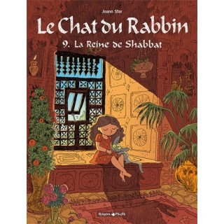 LE CHAT DU RABBIN - T09 -...