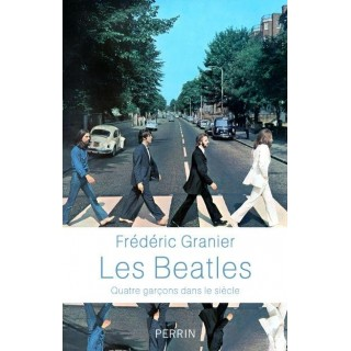 LES BEATLES - QUATRE...