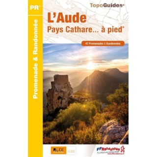 L-AUDE PAYS CATHARE A PIED...