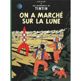 TINTIN - T17 - ON A MARCHE...