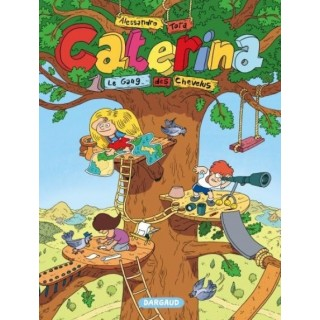 CATERINA - TOME 1 - LE GANG...