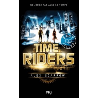 TIME RIDERS - TOME 1 - VOL01