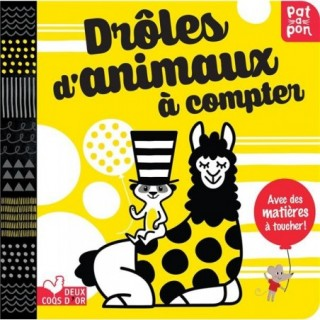 DROLES D-ANIMAUX A COMPTER...