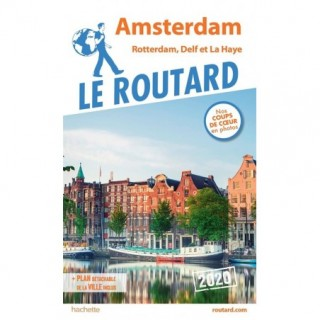 GUIDE DU ROUTARD AMSTERDAM...