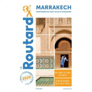 GUIDE DU ROUTARD MARRAKECH...