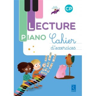 METHODE DE LECTURE PIANO CP...