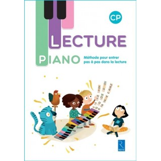 METHODE DE LECTURE PIANO...