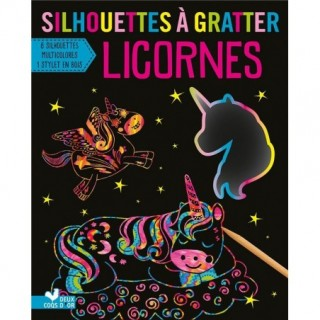 SILHOUETTES A GRATTER -...