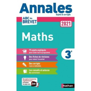 ANNALES BREVET 2021 MATHS -...